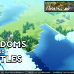 【Steam】Lion Shield「Kingdoms and Castles」王国づくりをしてみよう
