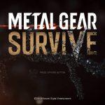 【PS4】コナミ「メタルギア サヴァイブ」ベータ