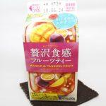 【飲料】エルビー「贅沢食感 フルーツティー マンゴー& パッションフルーツ」レビュー