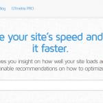 GTmetrixでこのサイトの表示速度を計測してみた
