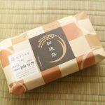 【和菓子】亀屋万年堂「初穂餅」レビュー