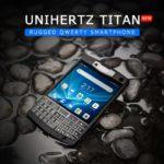 【Android】Unihertz Titanがちょっと気になった件