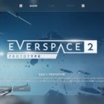【FPS】ROCKFISH Games「EVERSPACE2」プロトタイプ