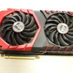 調子の悪いGeForce GTX 1080 Tiを修理する