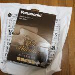 【寝具】パナソニック「電気しき毛布 シングル(DB-U31LS-C)」レビュー