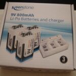 アルカリ乾電池(9V形)の充電型を買ってみた